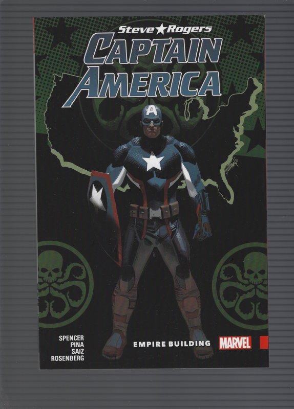 Captain America: Steve Rogers: Empire Building #1 (2017)