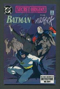 Secret Origins #44 (Batman) / 8.5 VFN+  September 1989