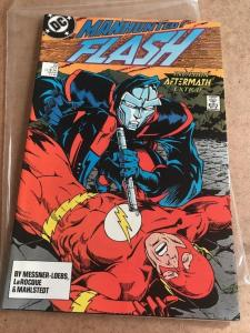 FLASH #22, NM-, ManHunter, Invasion, AfterMath, 1987 1989, more DC in store