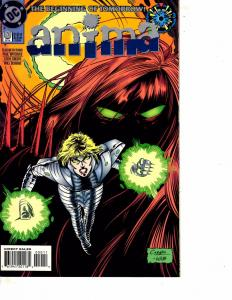 Lot Of 2 DC Comic Book Batman Annual #24 and Anima #0 ON13