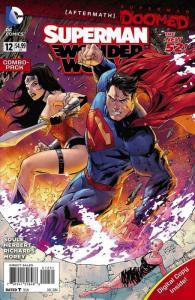 Superman/Wonder Woman #12B VF/NM; DC | save on shipping - details inside