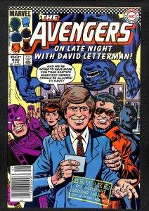The Avengers #239 (1984)