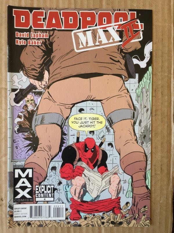 Deadpool Max 2 (JP) #4 (2012)