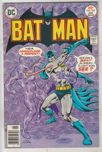 Batman #283 (Jan-77) VF+ High-Grade Batman