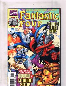 Lot of 3 Fantastic Four Marvel Comic Books #12 13 14 MS19