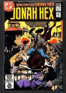 Jonah Hex #47 (1981)