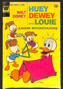 Huey, Dewey and Louie Junior Woodchucks #16 (1972)