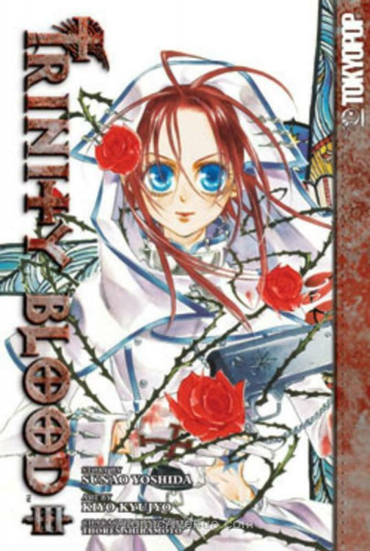 Trinity Blood #3 VF/NM; Tokyopop | save on shipping - details inside