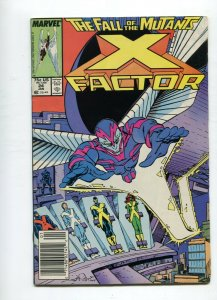 X factor 24 VF/NM  1st App. Archangel
