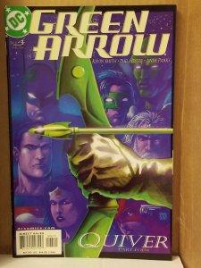 Green Arrow #4 (2001)