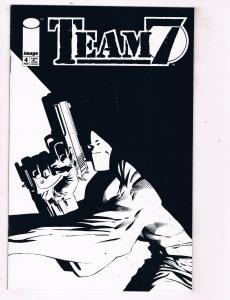 Team 7 #4 VF/NM Image Comics Modern Age Comic Book Feb 1995 DE48