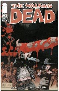 WALKING DEAD #112, VF/NM, Zombies, Horror, Kirkman, 2003, more TWD in store