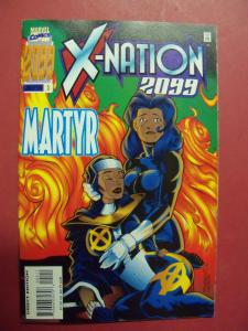 X-NATION 2099 #5  (9.0 to 9.2 or better) MARVEL COMICS