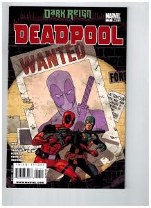 Deadpool # 7 NM 1st Print Marvel Comic Book Daniel Way X-Force Cable X-Men KS7