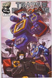 Transformers: Generation 1 Vol 1 #5