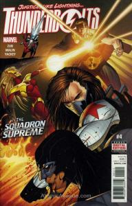 Thunderbolts (3rd Series) #4 VF/NM; Marvel | save on shipping - details inside