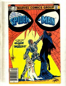 Lot of 12 Spider-Man Comic Books #70 77 88 92 93 98 102 103 105 108 110 116 GB1