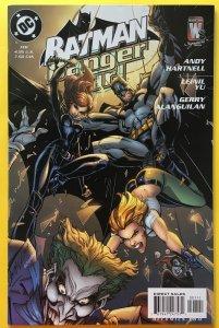 BATMAN DANGER GIRL 1 CAMPBELL COVER B JOKER