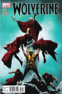 Wolverine (2010 series) #10, VF+ (Stock photo)