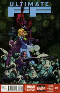 Ultimate FF #2 VF/NM; Marvel | save on shipping - details inside
