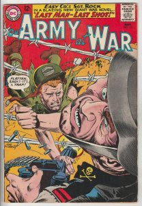Our Army at War #152 (Mar-65) VF High-Grade Easy Company, Sgt. Rock