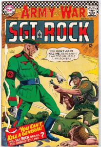 Our Army at War #180 (May-67) VF/NM High-Grade Easy Company, Sgt. Rock