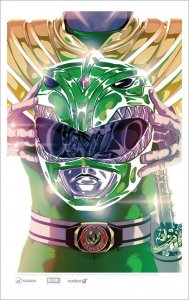 Boom Mighty Morphin Power Rangers Green Ranger LE Goni Montes Print #69/75