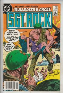 Sgt. Rock #388 (May-84) NM+ Super-High-Grade Sgt. Rock and Easy Company