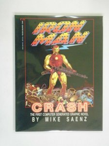 Iron Man Crash GN 6.0 FN (1988 1st Printing)