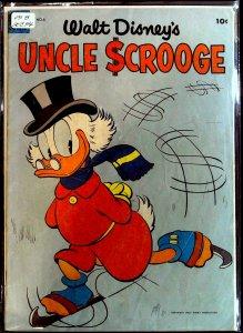 Uncle Scrooge #8 (1954)