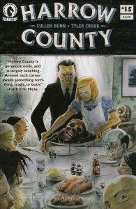 Harrow County #15 VF/NM; Dark Horse | save on shipping - details inside