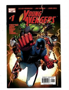14 Comics Young Avengers # 1 2 3 4 5 6 7 8 9 10 11 12 + # 1 2 Civil War HY5