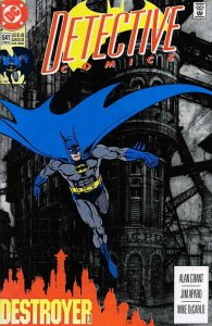 Detective Comics #641 VF/NM; DC   save on shipping - details inside
