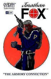 Jonathan Fox #1 VF; Mariah | save on shipping - details inside