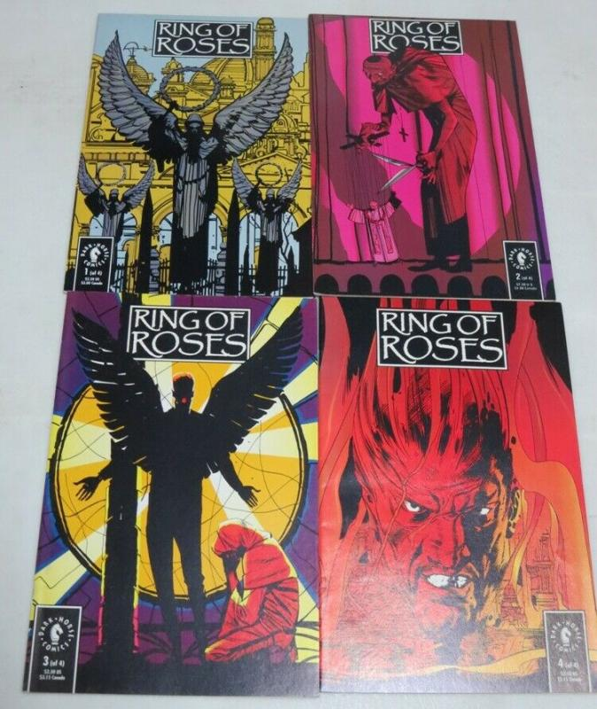 RING OF ROSES 1-4  'A London Tale'   Watkiss THE SET!