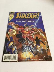 Power Of Shazam 1 Nm Near Mint