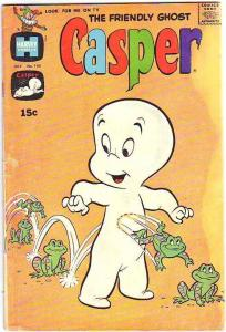 Casper, the Friendly Ghost Casper #143 (Jul-70) VG Affordable-Grade Casper, S...