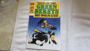 2000 THE GREEN BERETS # 3  ( acg comics )