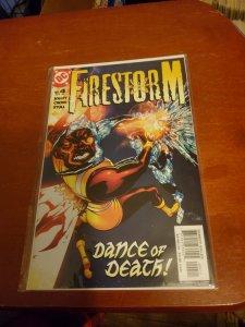 Firestorm #4 (2004)