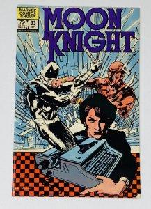MOON KNIGHT #33 (1983)