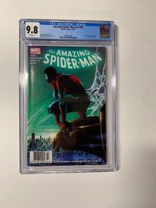 Amazing Spider-man V Vol Volume 2 Issue 56 Cgc 9.8 Legacy 497 Marvel