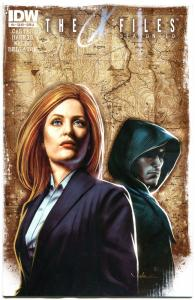 X-FILES #4 Season 10, NM, Fox Mulder, Scully, 2013, Chris Carter, more in store