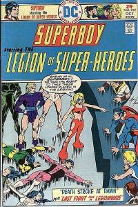 Superboy (1949 series) #212, Fine (Stock photo)