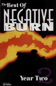 Best of Negative Burn TPB #2 FN; Caliber   save on shipping - details inside
