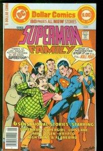 SUPERMAN FAMILY #184, VF+, Supergirl, Lois Lane, Neal Adams, DC 1977