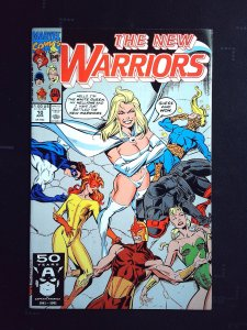 The New Warriors #10 (1991)