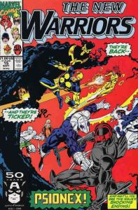 New Warriors, The #15 VF/NM; Marvel | save on shipping - details inside