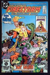 The Fury of Firestorm #25 (1984)