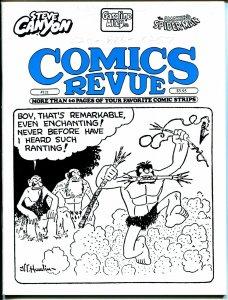 Comics Revue #121 1996-V T Hamlin-Alley Oop-Spider-man-Modesty Blaise-VG/FN