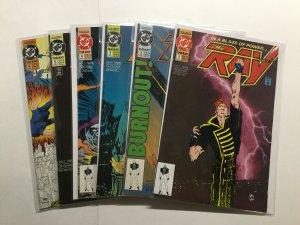 The Ray 1-6 1 2 3 4 5 6 Miniseries Lot Run Set Near Mint Nm Dc Comics